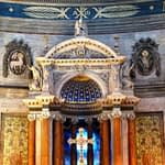 Marble Church inside